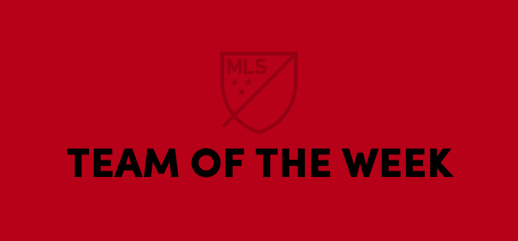 MLS Team Of The Week